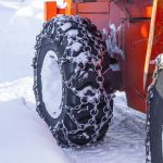 Avoid stagnation - snow chains